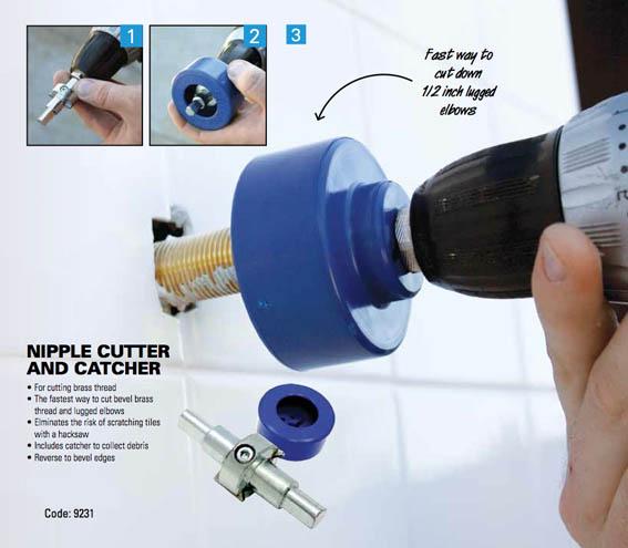 Nipple Cutter & Catcher